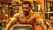Salman Khan's secret gym on Bharat set in Film City